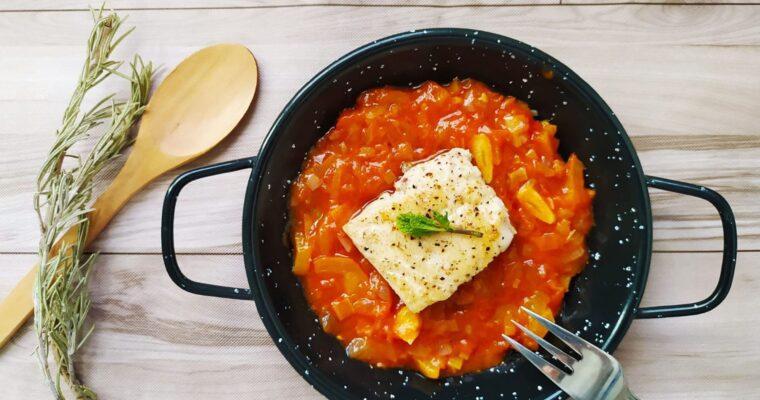 Bacalao con tomate recetas