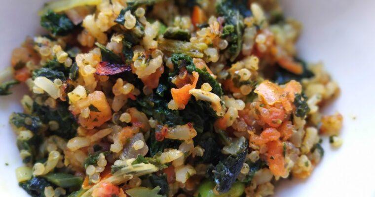 Cómo cocinar la quinoa